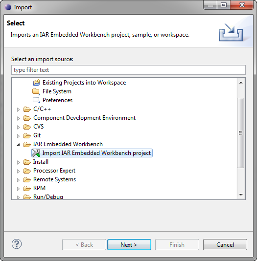 Tutorial: Replacing IAR EW with Eclipse IDE | MCU on Eclipse