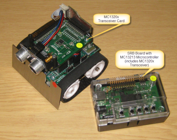 MC1320x and MC13213 SRB Board