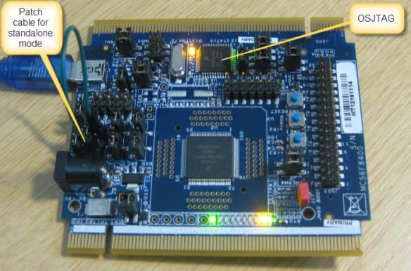 TWR-56F8400 Board