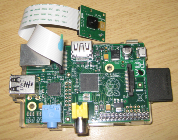 Raspberry Pi with Camera Module
