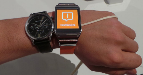 Samsung Galaxy Gear (Source: Wikipedia, http://hi-tech.mail.ru)