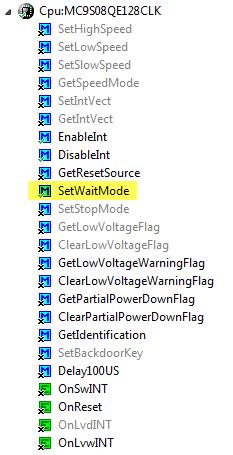 SetWaitMode