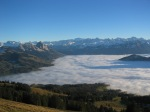 Inversion, view from the Wildspitz