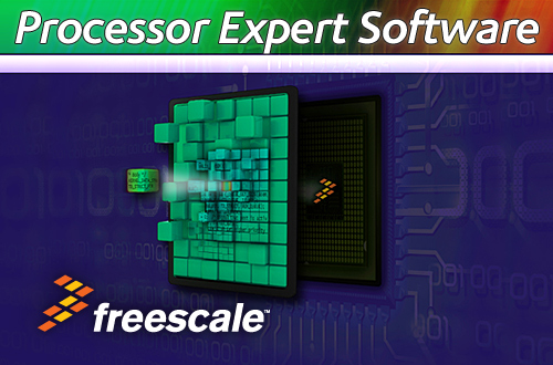 Processor Expert Driver Suite 10.3 Splash Screen