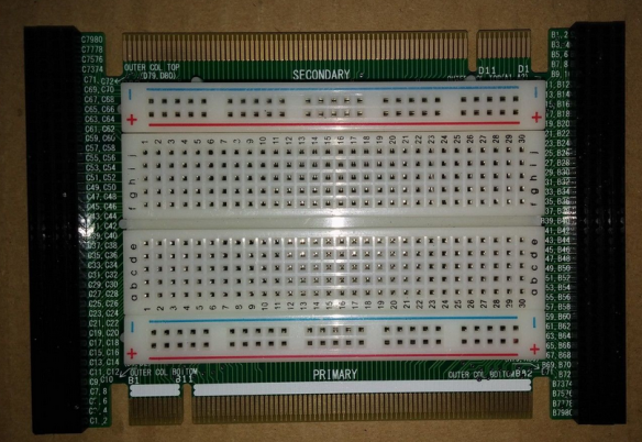 Tower Breadboard on ebay