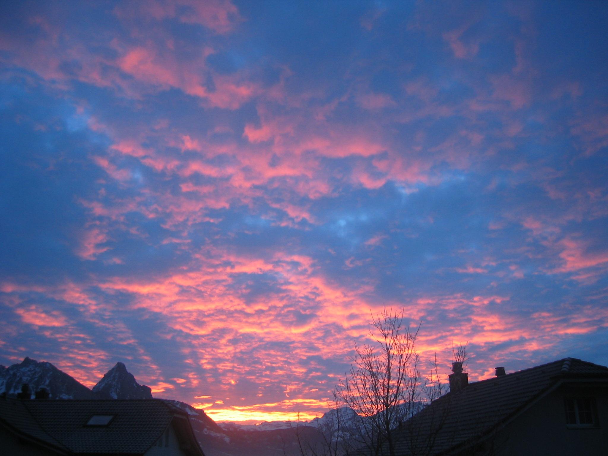 Burning Morning Sky   MCU on Eclipse