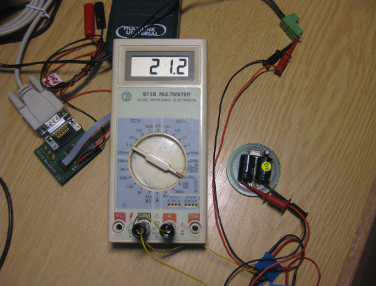 Measuring board current consumption
