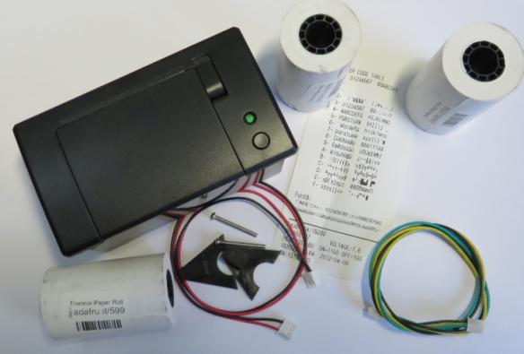 Adafruit Mini Thermal Printer
