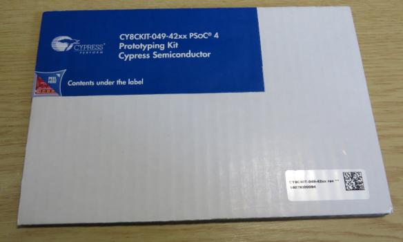 CY8CKIT Prototype Kit