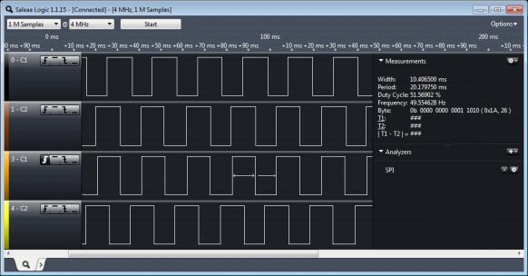 Good Quadrature Signal Distribution