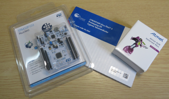 Goodies from Embedded World