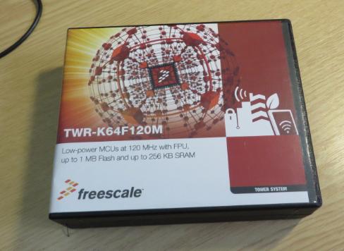 TWR-K64F120M Box
