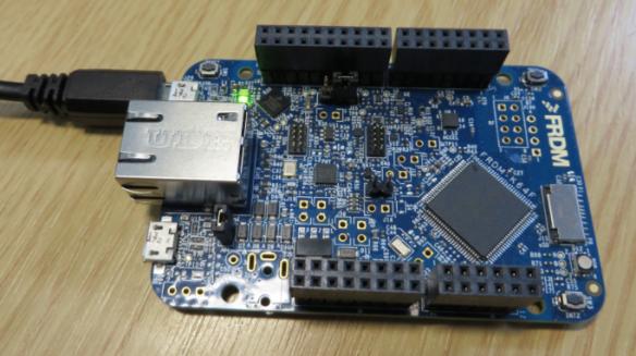 FRDM-K64F with Segger OpenSDAv2 Firmware