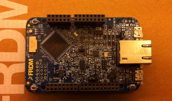FRDM-K64F120M Board