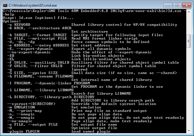 GNU Linker, can you NOT Initialize my Variable?   MCU on Eclipse