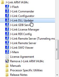 J-Link DLL Updater