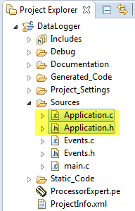 Application Files