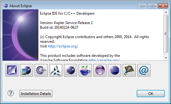 Eclipse Kepler Ready for Classroom Usage