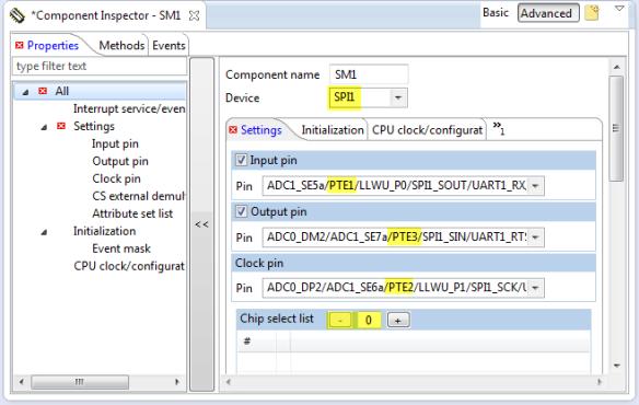 FRDM-K64F - PE - Eclipse] Project: Create a Da    | element14