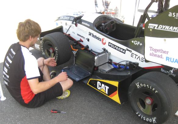 Checking the Motor Controller