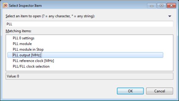 Filter in Find Dialog