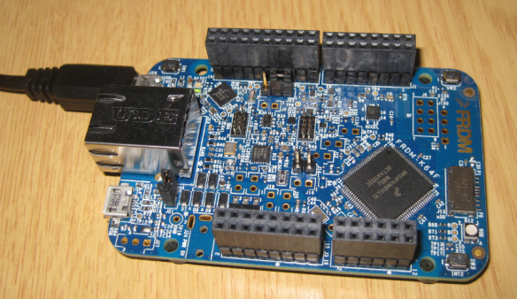 FRDM-K64F Board