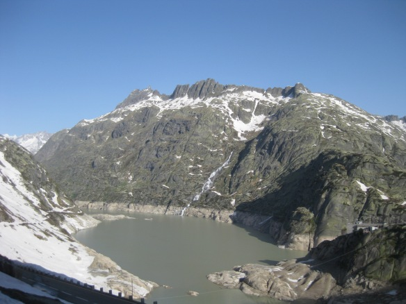 Grimsel Lake