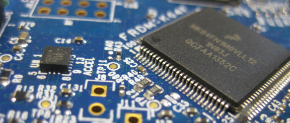 MK64FN1M0VLL12 on FRDM-K64F