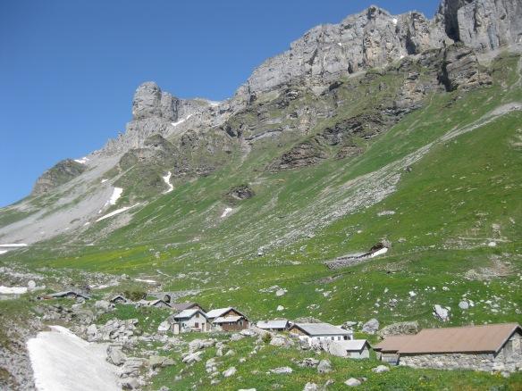 Near Klausen Pass