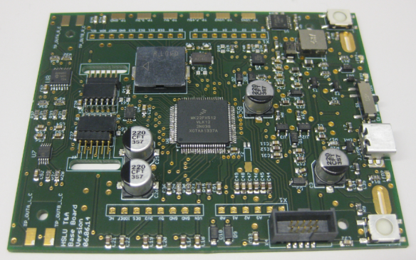 New Zumo Bot Board, mostly populated