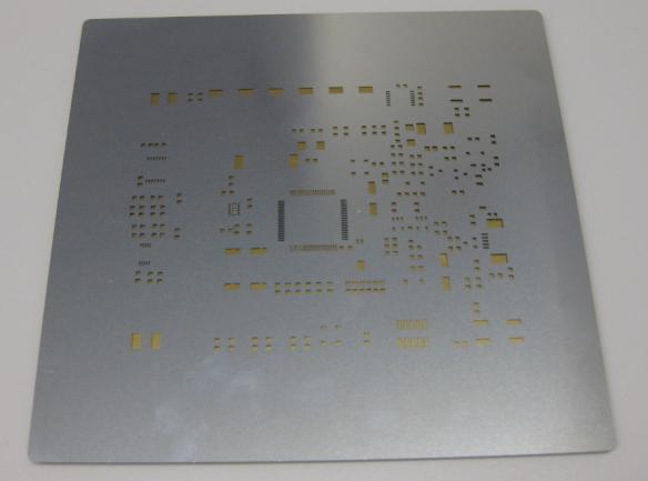 Soldermask on PCB