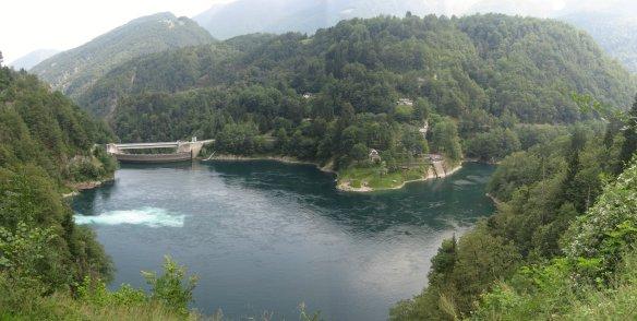 Lake in Centovalli