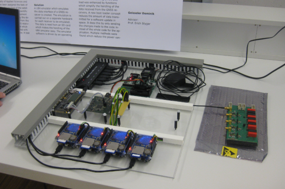 CubeSat Payload Test System