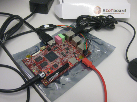 Freescale RIoT Board
