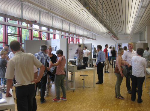 Part of the Exhibition Area