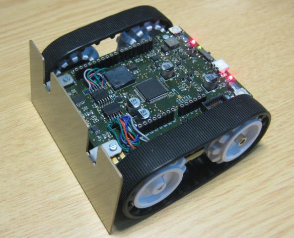 New Zumo Robot