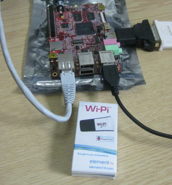 Wi-Pi with RIoT Board