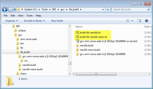 Build Scripts