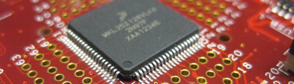 MKL25Z128VLK4 on the TWR-KL25Z Board