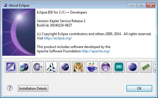 Eclipse Kepler