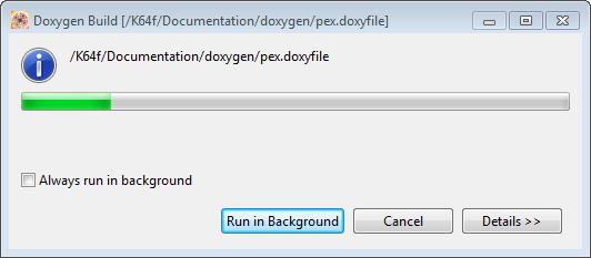 Generating Documentation