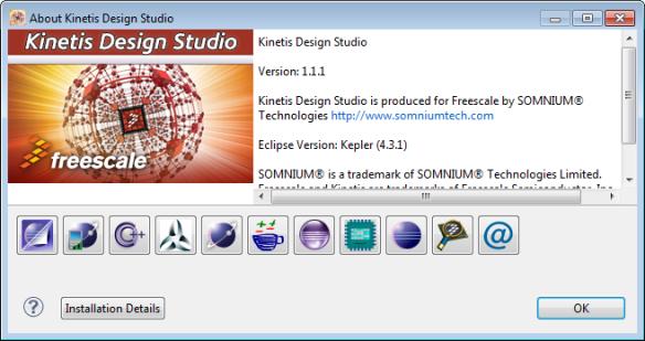 Kinetis Design Studio