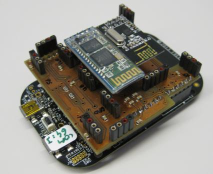 Shield on FRDM-KL25Z