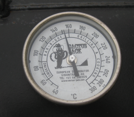 Analog Temperature