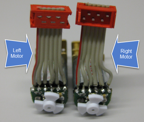 Encoders with Cables