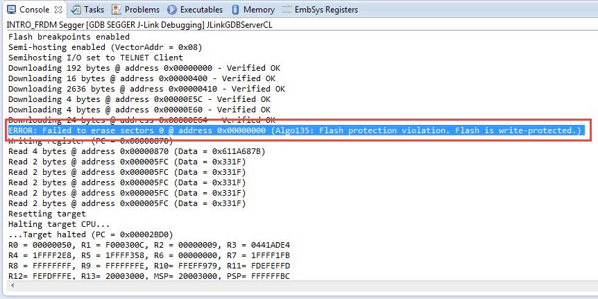 Unlocking and Erasing FLASH with Segger J-Link - DZone Java