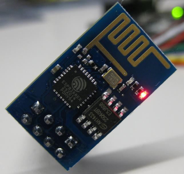 WiFi Module - ESP8266 - WRL-13678 - SparkFun Electronics