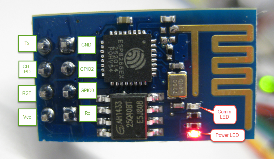 how to flash firmware onto esp8266