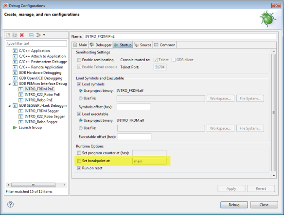 Emulating Eclipse 'Run' with 'Debug' Configuration - DZone Java