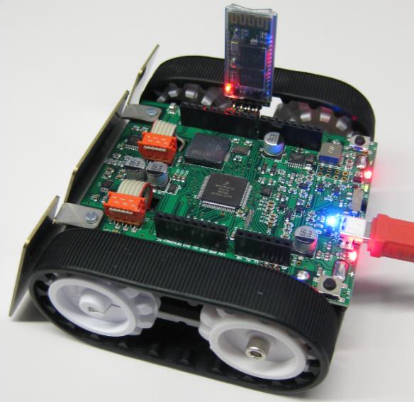 Somo Robot Assembled